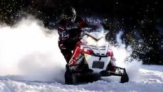 10. POLARIS SNOWMOBILES 2013 Crossover Lineup Switchback