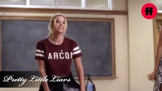 Pretty Little Liars   Season 5, Episode 20 Clip: Emily & Hanna's Dance   Freeform