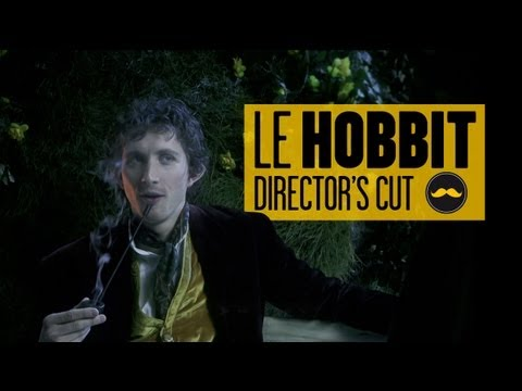 Bilbo - T'imagines si Bilbo tait raciste... Rejoins-nous sur http://www.facebook.com/goldenmoustache http://www.twitter.com/goldenmoustache http://www.goldenmoustac...