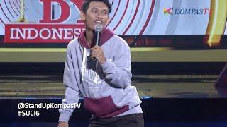 Video Indra Jegel: Wasit Harus Kebal (SUCI 6 Show 16) MP3, 3GP, MP4, WEBM, AVI, FLV Desember 2017