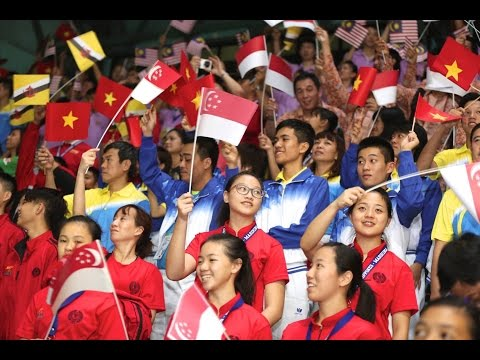 Highlights from 6th ASEAN Schools Games 2014