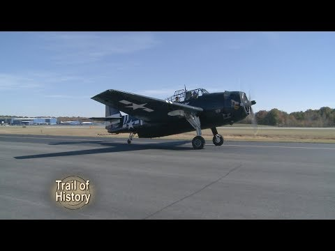 Trail of History - Warbirds over Monroe