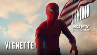 Spider-Man: Homecoming 'Stark Industries Suit' Vignette