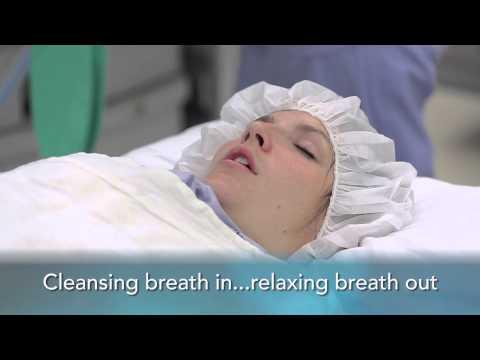 Cesarean surgery