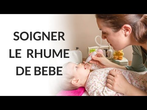 comment soigner bebe