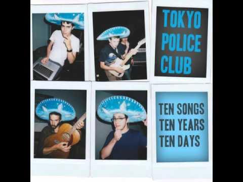 Tekst piosenki Tokyo Police Club - Long Distance Call po polsku