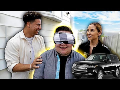 THIS CHANGED HER LIFE!!! **SURPRISING HER WITH DREAM CAR**