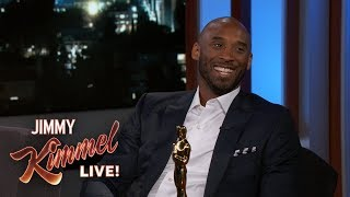 Video Kobe Bryant on Winning an Oscar MP3, 3GP, MP4, WEBM, AVI, FLV Juni 2018