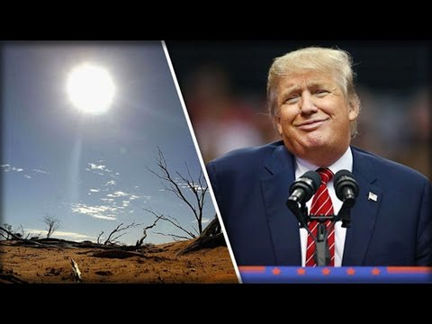 GLOBAL WARMING HUCKSTERS FREAKING OUT AT DONALD TRUMP'S PRESIDENTIAL WIN