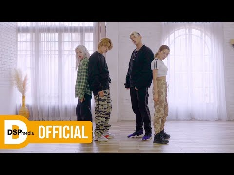 KARD - [밤밤(Bomb Bomb)] Choreography Video - Thời lượng: 2 phút, 46 giây.