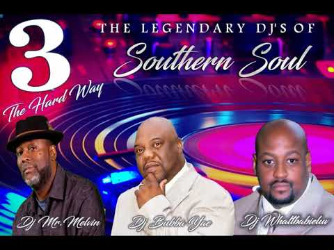URBAN FLAVA MUSIC PRESENTS..Legendary Dj's Of Southern Soul / Dj Mr Melvin Bubba Yae & Waltbabieluv
