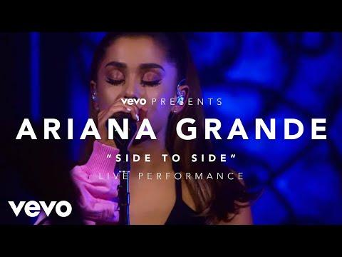 Video Ariana Grande - Side to Side (Vevo Presents) download in MP3, 3GP, MP4, WEBM, AVI, FLV February 2017