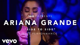 Ariana Grande Side to Side pop music videos 2016