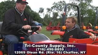 10. Tri-County Supply - Kelly and Kioti 2012