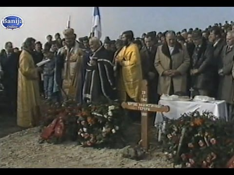 Parastos žrtvama ustaškog terora u Šegestinu 1991.