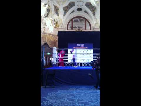 Entrainement Boxe Monte-Carlo Million Dollar Super 4