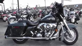 9. 656223 - 2008 Harley Davidson Street Glide FLHX - Used motorcycles for sale