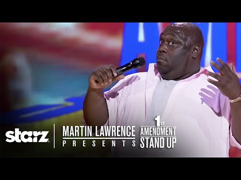 1st Amendment Stand Up - Faizon Love