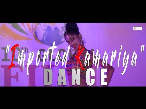 Itam song dance