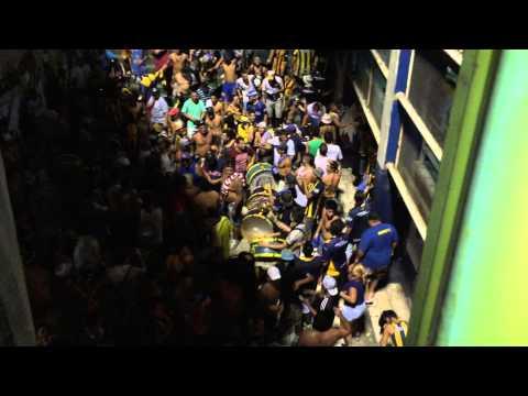 Sigo alentando asi - Los Guerreros - Rosario Central