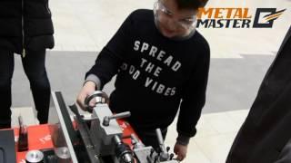 MetalMaster на дне папы в торговом комплексе MARI