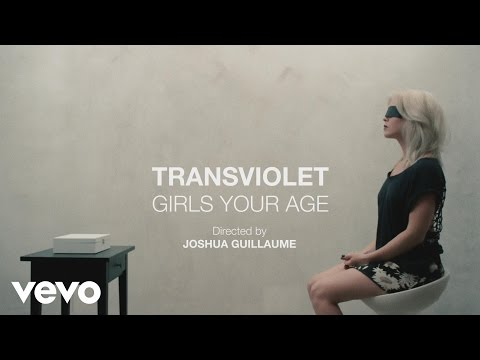 Watch Transviolet's new video for 'Girls Your Age'