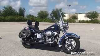 6. Used 2008 Harley Davidson Heritage Softail Classic Motorcycles for sale