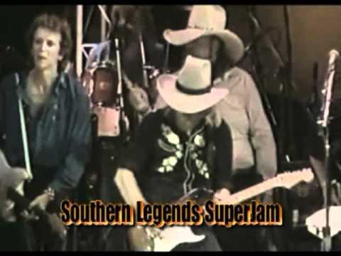 Legends of Southern Rock-Super Jam1987