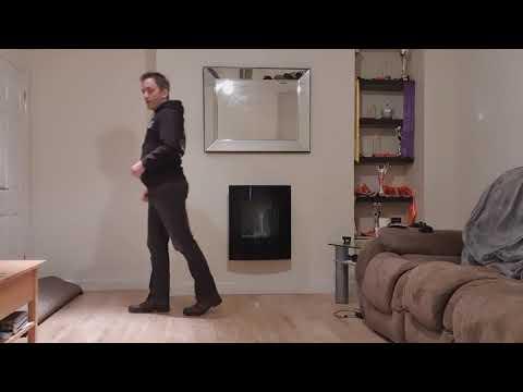 DIYP 22: 'Walking After Midnight' Line Dance (Intermediates)