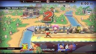 VS EVO Qualifier – NickRiddle (Brawler) vs. ESAM (Pikachu) – GFs S1