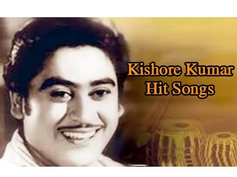 Kishore Kumar Hit Songs Jukebox – Evergreen Romantic Songs Collection
