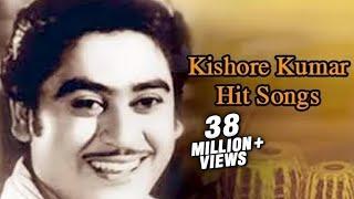Kishore Kumar Hit Songs Jukebox - Evergreen Romantic Songs Collection