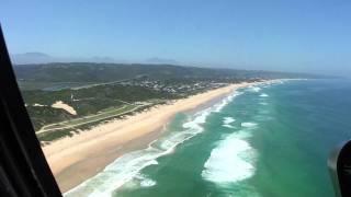 Klein-Brakrivier South Africa  city photo : helicopterflight glentana beach Little Brak river south africa