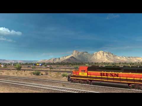 Gra American Truck Simulator doczekała się nowej, większej mapy z nowymi atrakcjami