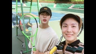 Video How Jin and Jhope love each other[2Seok funny moments](방탄소년단) MP3, 3GP, MP4, WEBM, AVI, FLV September 2019