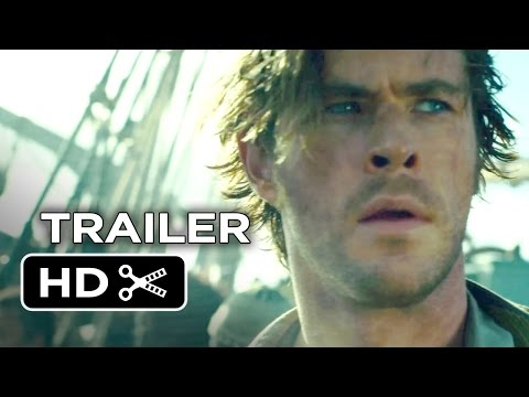 In The Heart Of The Sea Official Trailer #1 (2015) - Chris Hemsworth Movie HD