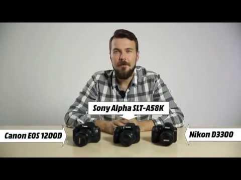 Как выбрать зеркальный фотоаппаратъ