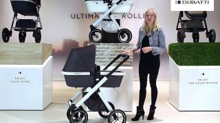 View the Dubatti One Pram System | Baby Birds UK