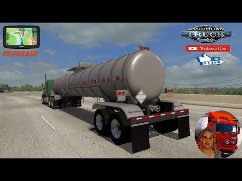 Fruehauf 5000 Gallon Tank 1.35