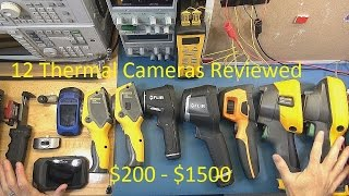 Thermal Cameras Buyers Guide