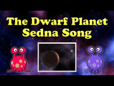 The Dwarf Planet Sedna Song | Sedna Song for Kids | Sedna Facts | Silly School Songs