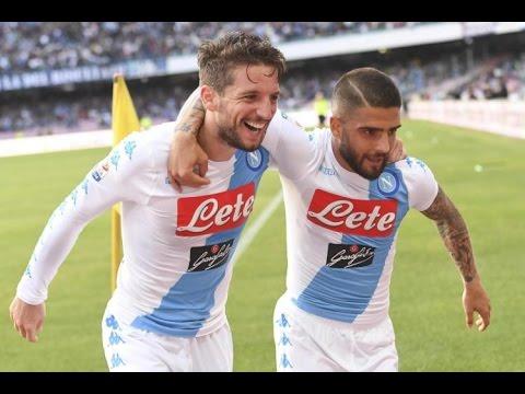 Napoli vs Cagliari 3-1 All Goals Full HD Highlights 06/05/2017