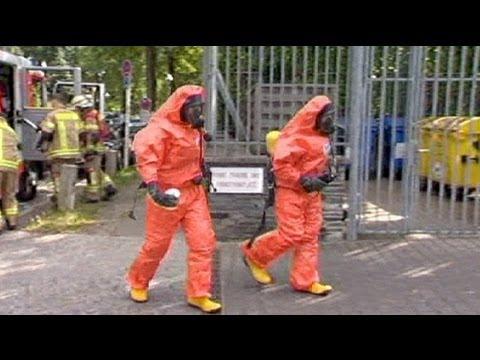 Evactuation préventive du consulat des Etats-Unis à Berlin