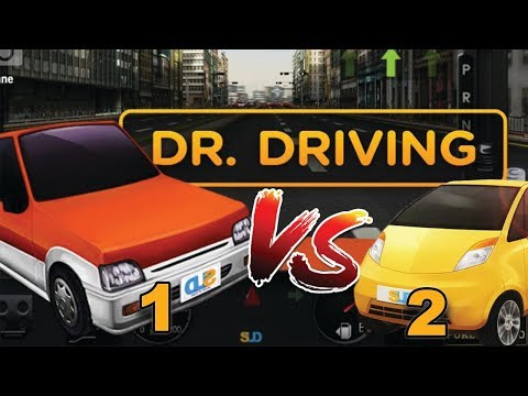 Dr. Driving Vs Dr. Driving 2 by Sud inc