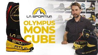 Ботинки для высотных восхождений La Sportiva Olympus Mons Cube