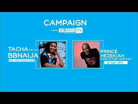 Tacha for 2019 BBNAIJA/Prince Hezekiah Made in Port Harcourt  | Kalabari TV