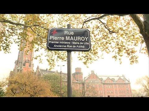 Lille : la rue de Paris devient la rue Pierre-Mauroy et ça ne plaît pas à tout le monde