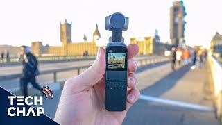 DJI Osmo Pocket Review - Better than a GoPro? | The Tech Chap