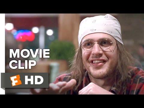 The End of the Tour Movie CLIP – Diner (2015) - Jesse Eisenberg, Jason Segel Movie HD