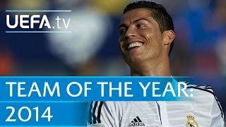 Cristiano Ronaldo: 2014 Team of the Year nominee